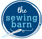 The Sewing Barn logo